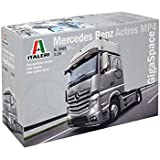 Italeri 1: 24Mercedes Benz Actros MP43905Gigas Pace Vehicle