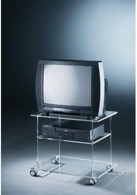 ADS 7090 - Mueble para televisor con Ruedas (plexiglás acrílico ...