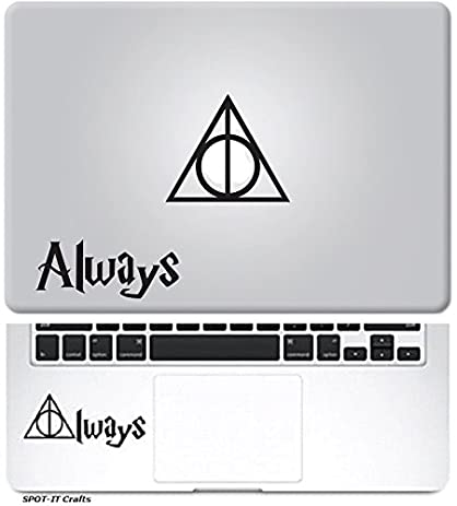 Amazon Spot It Crafts Harry Potter Always Deathly Hallows