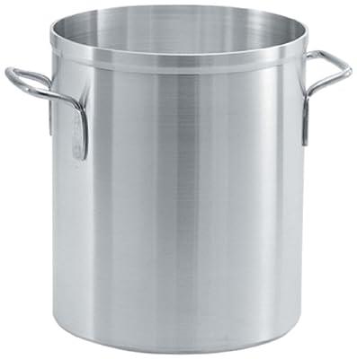 Vollrath (67508) 8-1/2 qt Wear-Ever® Aluminum Stock Pot
