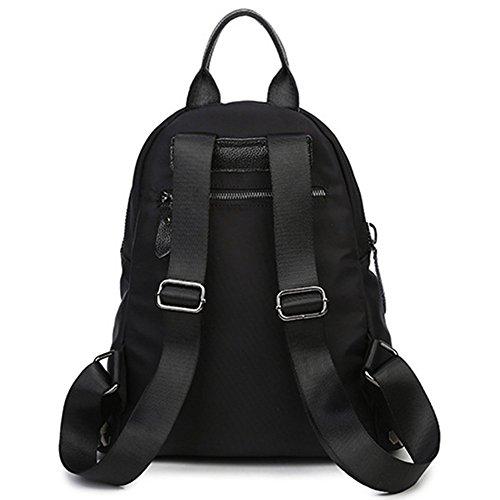 ToMill rivetta la borsa delle donne dello zaino di modo della scuola della scuola