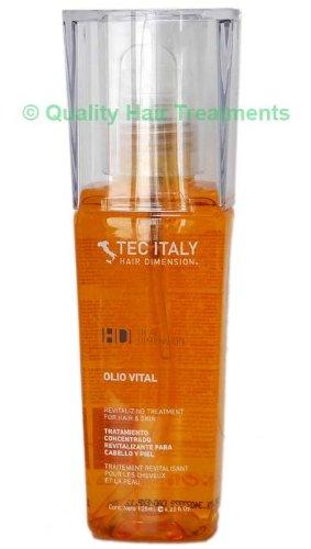 Tec Italy Olio Vital Revitalizing Treatment for Hair & Skin
