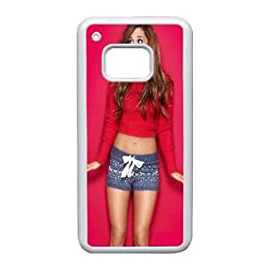 Ariana Grande_002 For HTC One M9 Cell Phone Case White pu1m0h_7599680