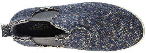 Blue Unisex Denim Slippers Chelsea Kitzbühel Tweed Boots Adults' Living vBx6FB