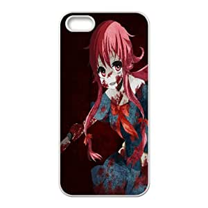 Future Diary for iPhone 5,5S Phone Case Cover 6FFB459898