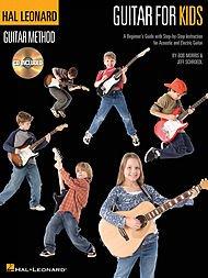 Guitar for Kids - Hal Leonard Guitar Method (Book/CD)