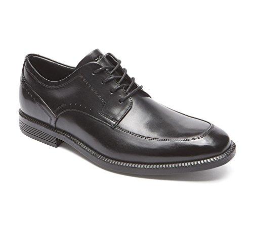 Toe Dp Men's Apron Shoes Modern Black Rockport wTZx00
