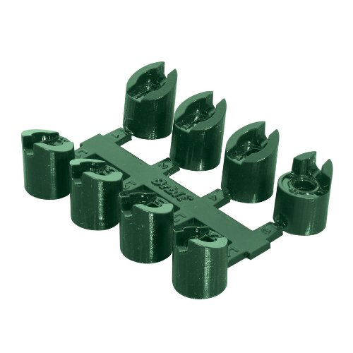 5 pk (40 total) 8 pk Orbit Nozzles for Voyager II Gear Drive Driven Lawn Sprinkler, Rotor, 55071