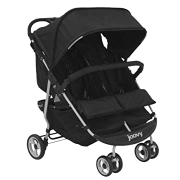 Joovy Scooter X2 Double Stroller (Black)