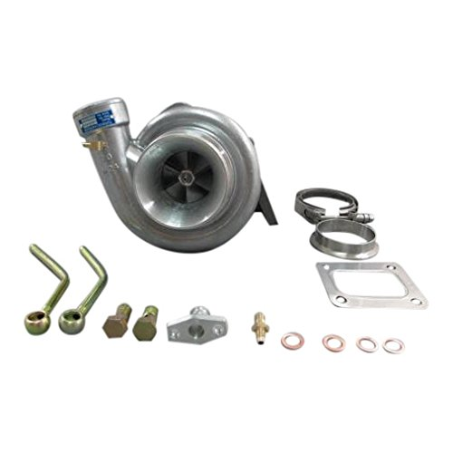 XS-Power T4 GT35R GT35 Ball Bearing Turbo NON Anti-Surge T4 oil & water-cooled CHRA