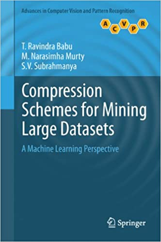 Amazon com: Compression Schemes for Mining Large Datasets: A