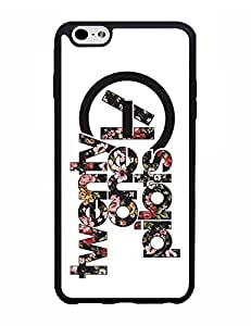 Cool Funda Case for IPhone 6 6s Plus [5.5 inch] Band Twenty One Pilots Logo {Ultra Thin} Slim Dust Proof Impact--Resistant Tough Customized