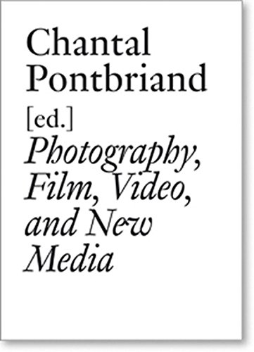 Parachute: The Anthology, Vol. III: Photography, Peel, Video, and New Media (Documents)