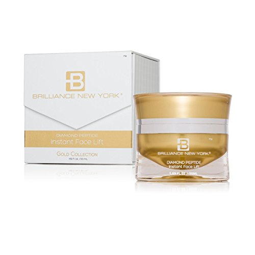 Brilliance New York - Gold Collection Instant Face Lift, Helps Reduce the Look of Fine Lines, 1.69 fl oz (50 ml)