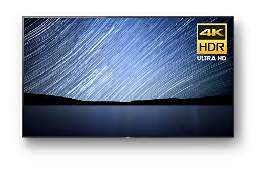 Sony XBR65A1E 65-Inch 4K Ultra HD Smart BRAVIA OLED TV (2017 Model), Works with Alexa