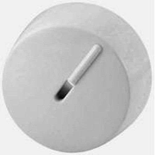 New Cooper Rkrd-w-bp White Dimmer Replacement Knob 2550622