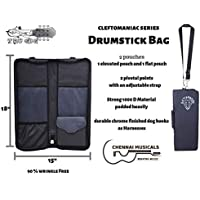 TruGig Drum Stick Bag Durable Padded bags