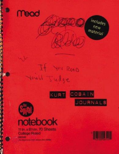 Alfred Kurt Cobain Journals