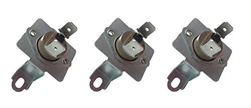 3 x Replacement Samsung Dryer DC96-00887A Thermostat W/Bracket 2074129 - Thermostat Bracket