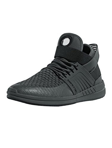 Top Grey V dark Dark Grey Supra Sneakers Skytop Mens High qvxUwznHIp