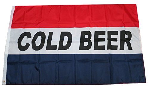 Cold Beer Sign - 4