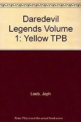 Daredevil Legends Volume 1: Yellow TPB