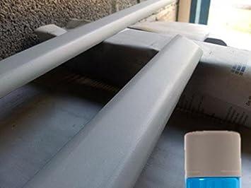 Bumper Spoiler plástico Imprimación Gris Spray de pintura 400 ml ...