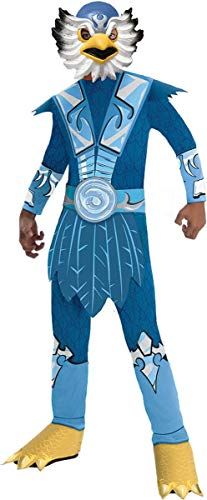 Skylanders Giants Halloween Sensations Jet Vac Costume, Medium