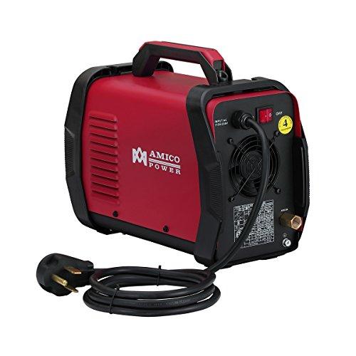 Amico TIG-205 / 200 Amp HF TIG Torch/Stick/Arc Welder 115 & 230V Dual Voltage Welding Machine by Amico (Image #2)