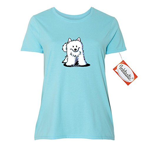 inktastic-eskimo-cutie-pie-for-lights-womens-plus-size-t-shirt-by-kiniart-5-30-32-blue-horizon