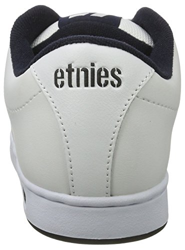 Shoe Kingpin Etnies navy Skate White Twz7E8q