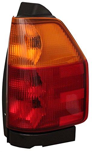(GMC Envoy 02-09 Tail Light - Rh Right Rear Brake Taillamp Xl Lens & Housing)