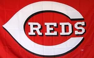 Cincinnati Reds Flag 3' x 5' MLB Banner