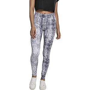 Urban Classics Ladies Pattern Leggings Femme