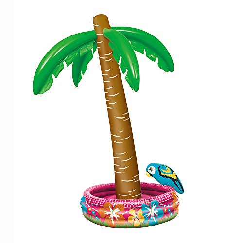 70 Palm Tree Inflatable Cooler