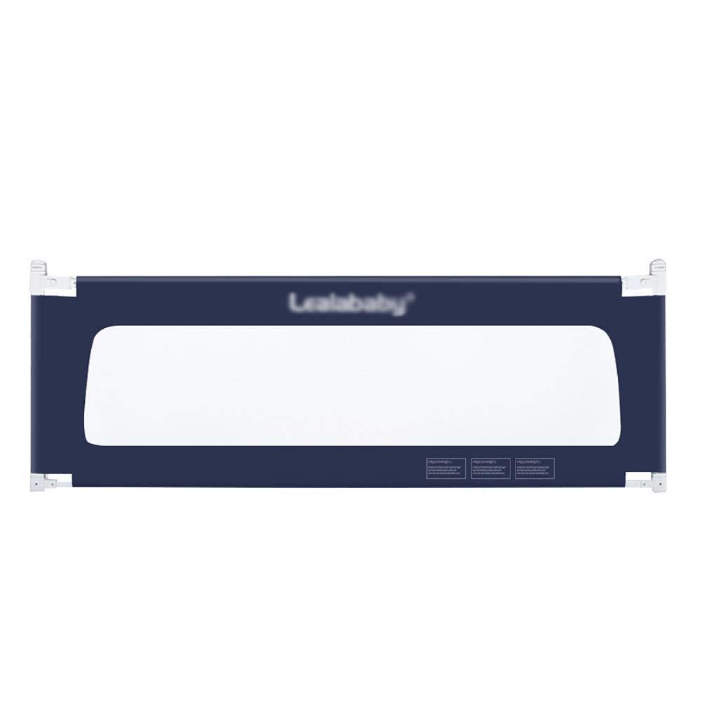 激安正規品 ベビーチャイルドベッドガードレールベッドレールベビーシャッター抵抗性ベッドフェンス垂直昇降ベッドサイドバッフル 1.8m、1サイド 1.5m、1.5m さいず/ 1.8m/ 2m、ブルー (サイズ さいず : 1.5m) 1.5m B07GV6DY4W, DC-15倶楽部:7b1a608a --- a0267596.xsph.ru