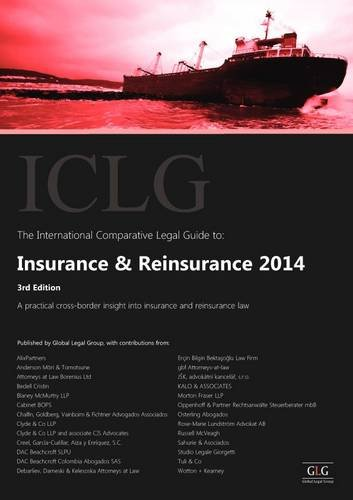 The International Comparative Legal Guide To  Insurance   Reinsurance 2014  The International Comparative Legal Guide Series