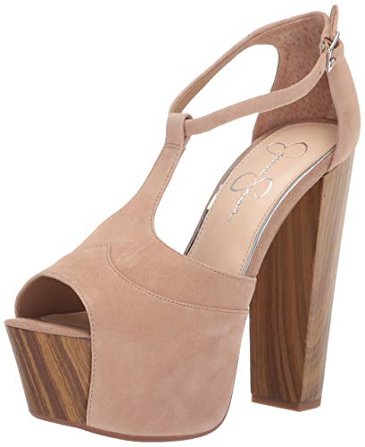 Jessica Simpson Women's DANY Shoe, Sand, 8 M US from Jessica Simpson