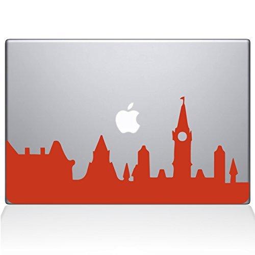 セール特価 The Decal Guru 2075-MAC-15P-P London City Skyline [並行輸入品] Decal The Vinyl 15 Sticker 15 Macbook Pro (2015 & older) Orange [並行輸入品] B0788G7KMF, 健康エリートハウス:7e6ed0d3 --- a0267596.xsph.ru