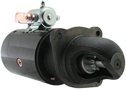 - New USA Built Starter for Case Skid Steer Loaders 1737, 1835, 1845, 1737S, 1835B, 1845B, 1845S, W/ 37HP Wisconsin or 148/159 Gas Engine MDU7117 A39142 A47462 TS-5069 91-06-1891 46-2067 5750N-USA