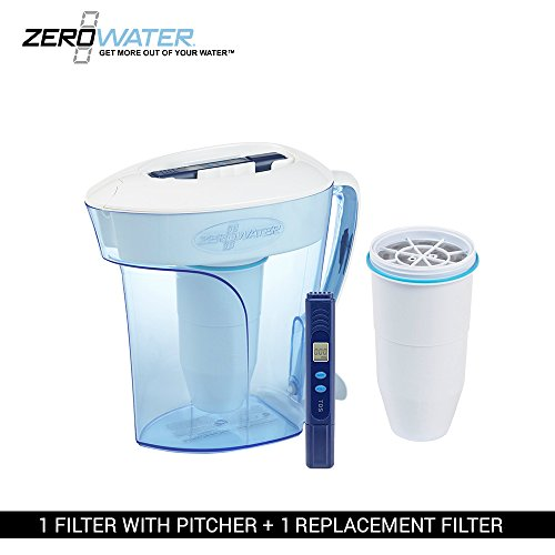 10 cup pitcher with free meter - 7