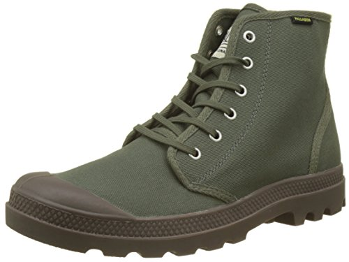 Palladium Black a Alto Unisex Pampa Night – Collo Olive Originale K65 Sneaker Verde Adulto Hi rYwxnOqB4r
