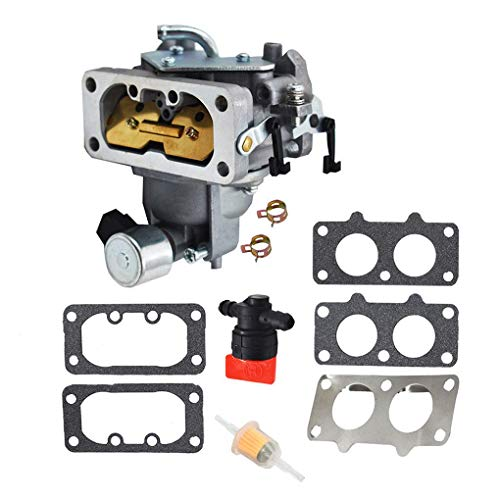 Topker Engine Accessories Carburetor Replacement for Kawasaki FX751V 15004-0939 Fuel Filter Gaskets Kit by Topker (Image #1)