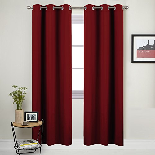 nicetown-home-decorations-thermal-insulated-solid-grommet-top-blackout-living-room-curtains-drape-fo