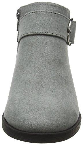 4 Grey Mid para Botines Gris Dahl Mujer 2 New Look wOzPqTTp