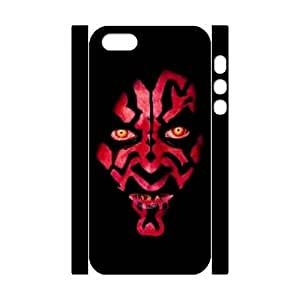 Classic Case STAR WARS pattern design For Apple iPhone 5,5S(3D) Phone Case