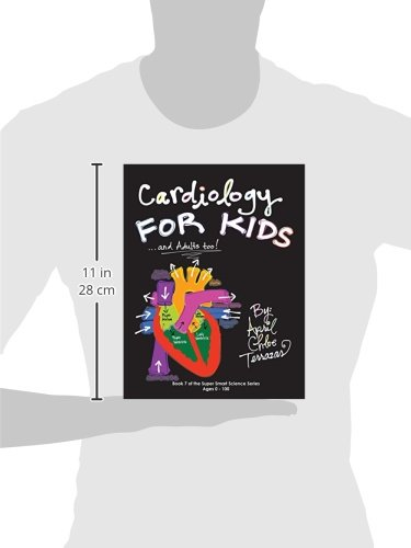 Cardiology for Kids ...and Adults Too! (Super Smart Science) by Crazy Brainz (Image #2)