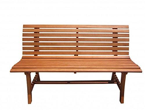 Gartenbank Eukalyptus FSC-Holz, geölt