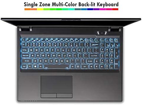 Sager NP8358F2 15.6-Inch FHD 144Hz, 72% NTSC Gaming Laptop, Intel i7-10875H, RTX 2070 Super 8GB, 16GB RAM, 1TB NVMe SSD, Windows 10 41zBHk0ygyL