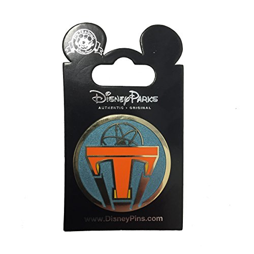 Disneyland 2015 Tomorrowland Movie Official Disney Parks Trading - Shop Disney Land